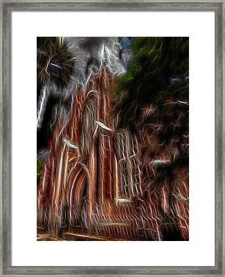 Sky Spirits 2 Framed Print by William Horden