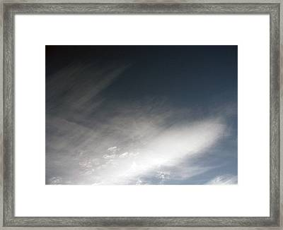 Sky8 Framed Print by Mikael Gambitt