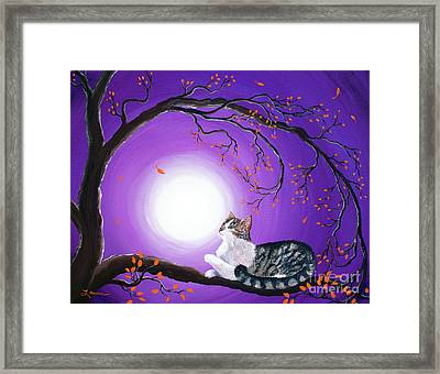 Skye Framed Print by Laura Iverson