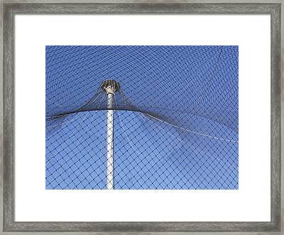 Skyline 5 Framed Print by Anna Villarreal Garbis
