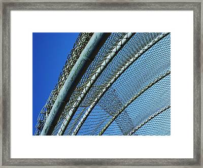 Skylines II Framed Print by Anna Villarreal Garbis