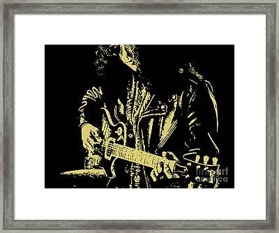 Slash N.02 Framed Print