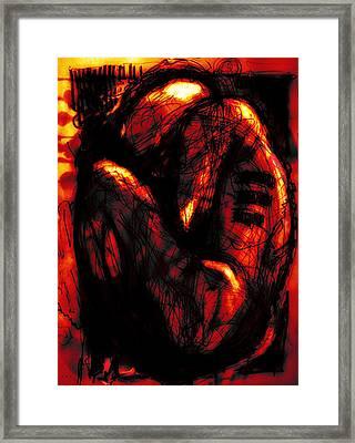 Slaveborn IIi Framed Print