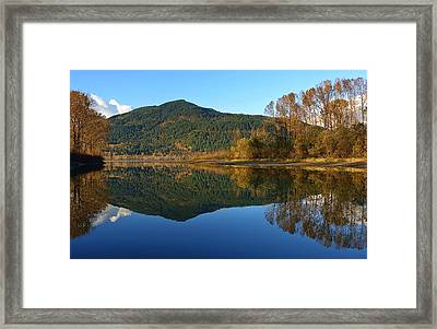 Sleek Serenity 3 Framed Print