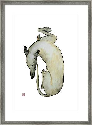 Sleep II Framed Print