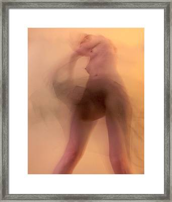 Framed Print featuring the photograph Sleep Walker 2 by Joe Kozlowski