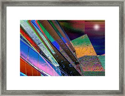 Sleeper Cells Framed Print by Wendy J St Christopher