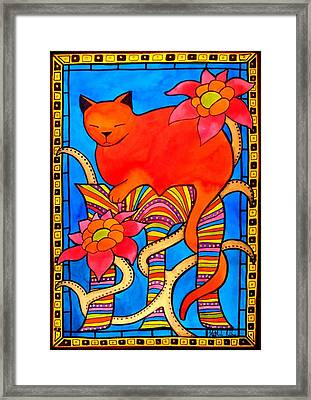 Sleeping Beauty By Dora Hathazi Mendes Framed Print by Dora Hathazi Mendes