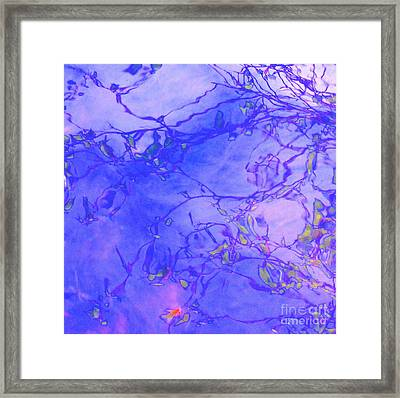 Beauty Of Lucid Sleep Framed Print