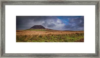 Slemish Mountain  Framed Print