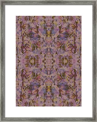 Slick Framed Print