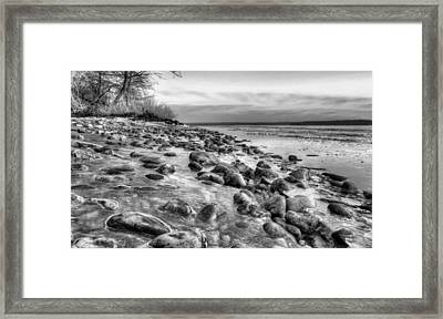Slick Framed Print by JC Findley