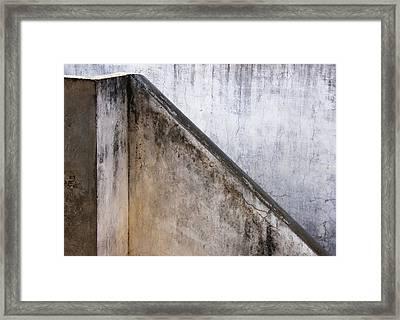 Framed Print featuring the photograph Slide Up by Prakash Ghai