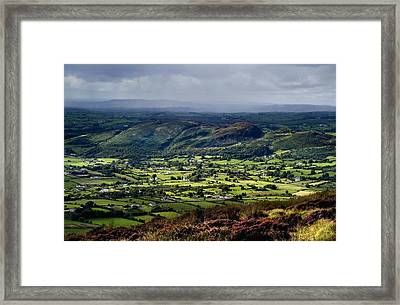 Slieve Gullion, Co. Armagh, Ireland Framed Print by The Irish Image Collection