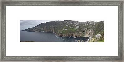 Slieve League Cliffs Framed Print
