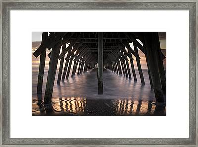 Slow Thoughts Framed Print