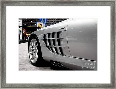 SLR Framed Print