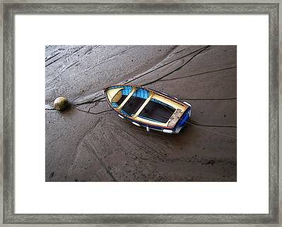Small Boat Framed Print by Svetlana Sewell