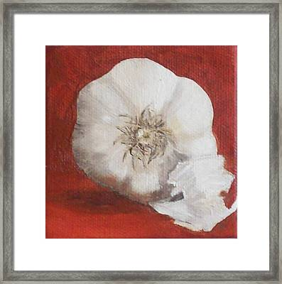 Small But Mighty Framed Print by Irene Corey