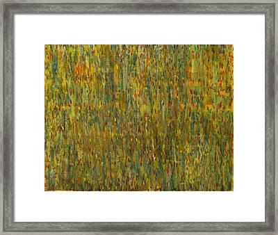 Small Impression Framed Print by Jacob Stempky