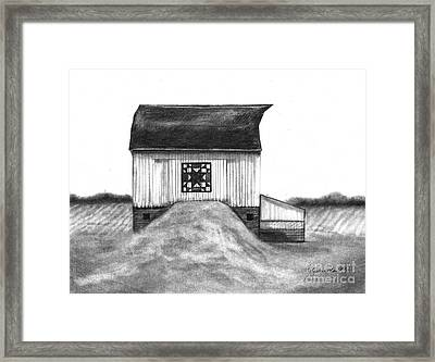 Small Things Framed Print by J Ferwerda