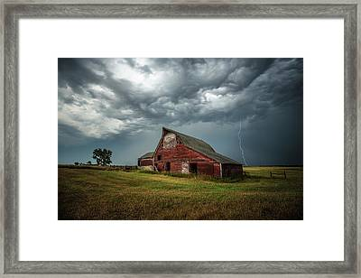 Smallville Framed Print