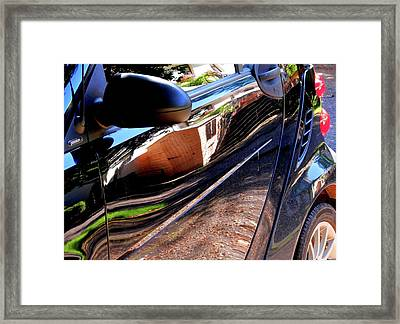 Smart Shed Framed Print by Nik Watt