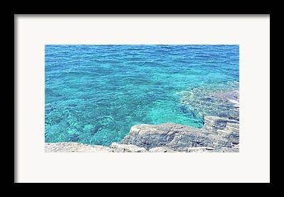 Landscapes Framed Prints