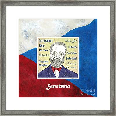 Smetana Framed Print by Paul Helm