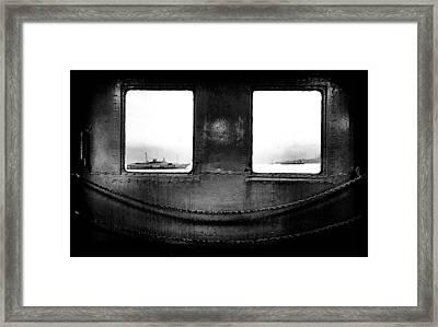 Smile Forever Framed Print by Niyazi Ugur Genca