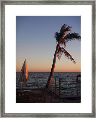Smile With The Rising Sun Framed Print by JAMART Photography