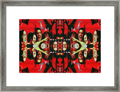 Smilecam 3 Framed Print by Stephen Farley