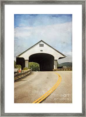 Smith Millennium Bridge Framed Print by Juli Scalzi