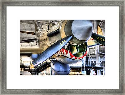 Smithsonian Air And Space Framed Print