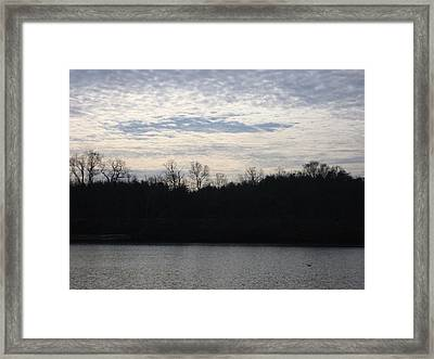 Smithville Landscape Framed Print by Jennifer  Sweet