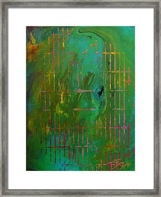 Smog Framed Print