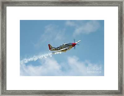 Smokin 51 Color Framed Print