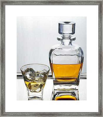 Smooth And Classy Framed Print by George Oze