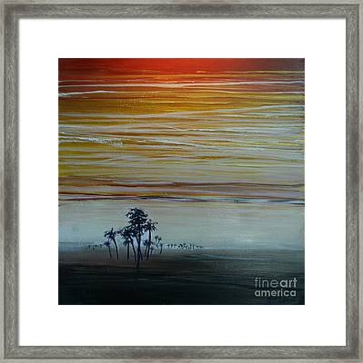Smooth Jazz Framed Print by Michele Hollister - for Nancy Asbell