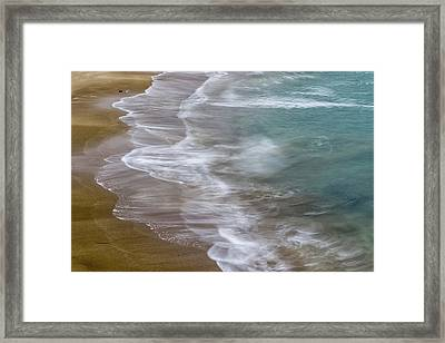 Smooth Framed Print by Stelios Kleanthous