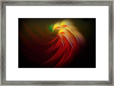 Smooth Framed Print by Talasan Nicholson