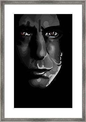 Snape Framed Print by Lisa Leeman