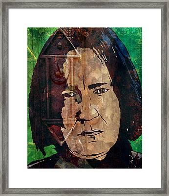 Snape Framed Print by Otis Porritt