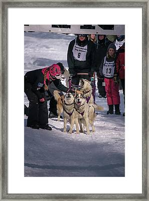 Sndd-1502 Framed Print by Jan Davies