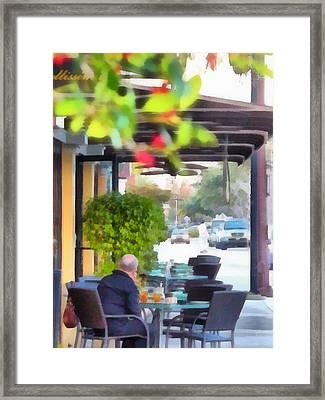 Sneads Tavern  Framed Print by Tawes Dewyngaert