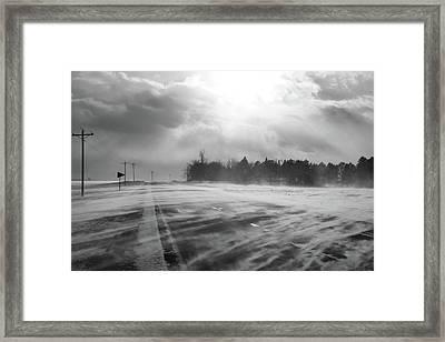 Snl-2 Framed Print