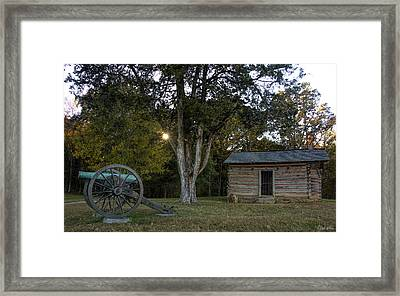 Snodgrass Hill Framed Print by Dale Wilson