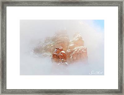 Snow 07-099 Framed Print