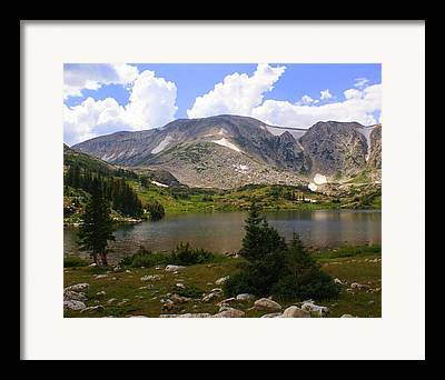 Wyaoming Framed Prints