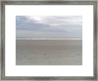 So Far Away Framed Print by Claire Long